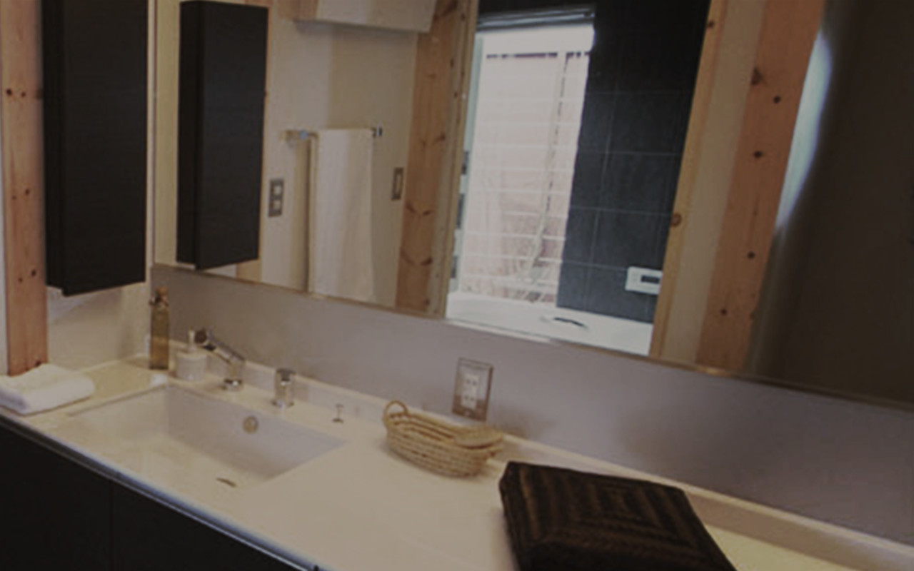 Bathroom vanity 洗面・化粧台